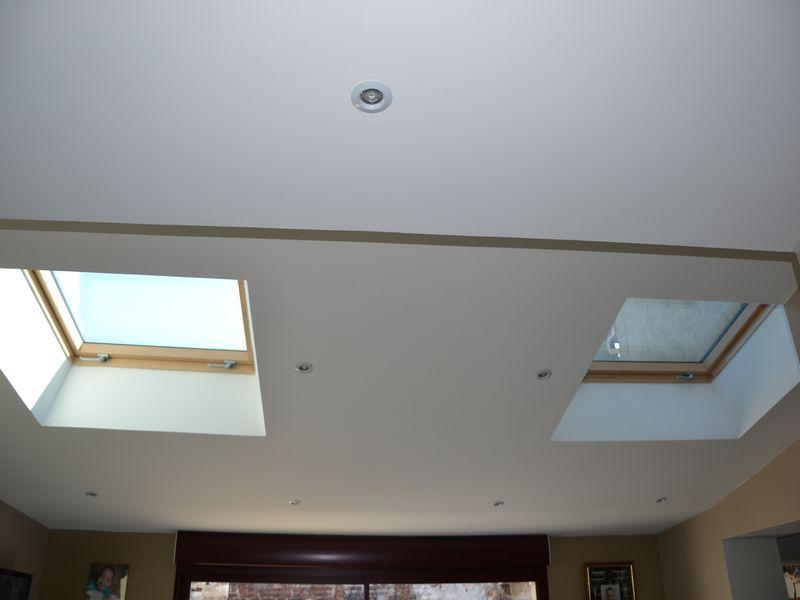 Fenetre plafond for Fenetre toit ciel