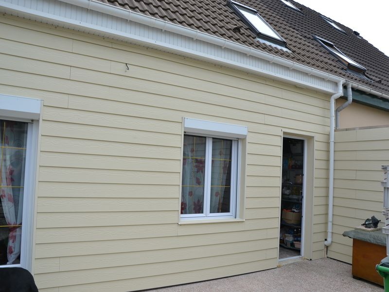 Bardage Pvc Maison. Perfect N With Bardage Pvc Maison. Affordable