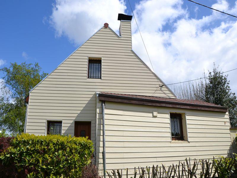 Habillage Pignon Maison Excellent Lattage Et Pour La Pose