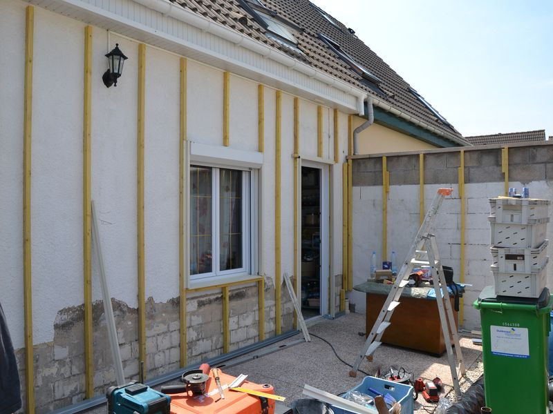 Techni renovation for Pose de tasseaux